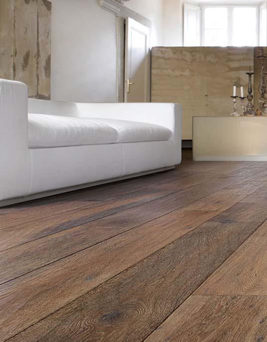 Laminato perfect immagine di pavimento in laminato rovere - Parquet a incastro ikea ...
